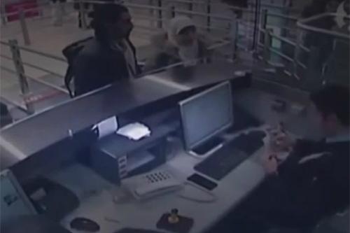 '佛 테러 열쇠' 20대女 부메디엔…이스탄불 CCTV에 찍혀