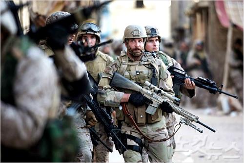 [미국은 지금] 전쟁중인 나라 미국의 '아메리칸 스나이퍼'