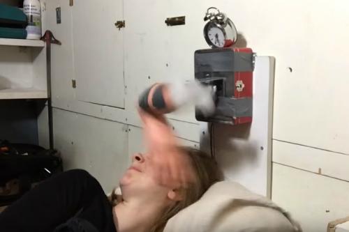 [영상] 이런 알람이라면 지각은 없다