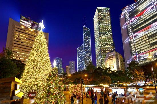 동서양이 만나 조화로운 홍콩