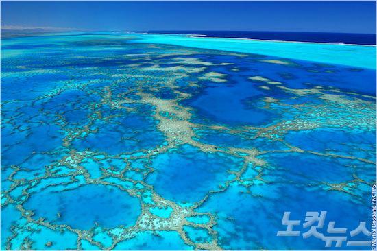 푸른 바다와 하얀 해변가를 간직한 무인도 '아메데'