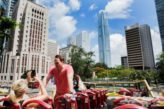 가족들을 위한 최고의 도시, 홍콩