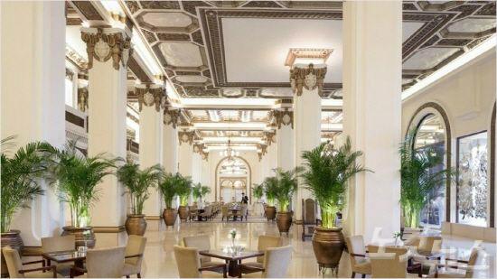 홍콩 호텔에서 식도락여행 어때?