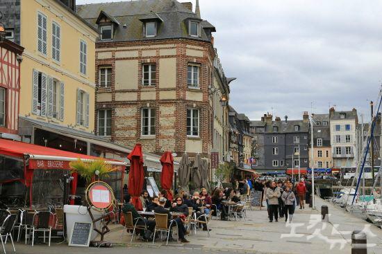 [포토] 노르망디 산책으로 풍성한 프랑스여행