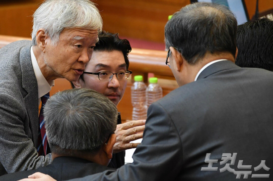 박 대통령, 탄핵심판 최종변론 불출석(종합)