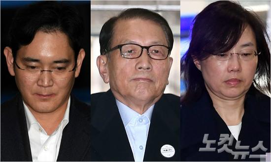 [특검 종료]'재계1위' 이재용·'왕실장' 김기춘 기소 '최대 성과'
