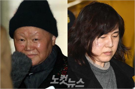 '정유라 학사비리' 이화여대 교수들, 첫 재판서 혐의 부인