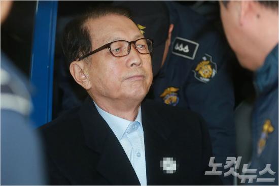 """'적반하장' 김기춘 """"구속될 사람은 특검측""""…보석신청 예고"""
