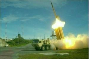 미군의 사드 미사일 발사 테스트 (사진= The U.S. Army flicker/자료사진)