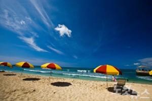 오아후 와이키키 해변. (사진=웹투어 제공)