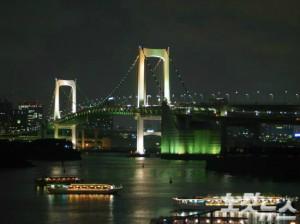 도쿄 레인보우브릿지. (사진=세일여행사 제공)