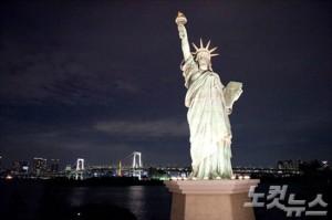 도쿄에서 가장 인기있는 명소인 오다이바. (사진=세일여행사 제공)