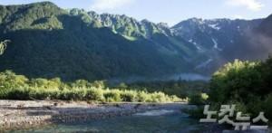 일본국립문화자산으로 지정될 정도로 빼어난 경관을 자랑하는 가미코지 (사진=투어2000 제공)