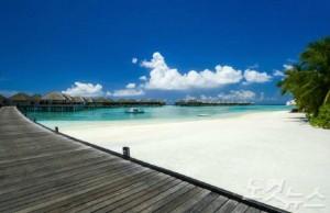 지상 최고의 낙원 몰디브에서 잊지 못할 가족여행 추억을 만들어보자. (사진=몰디브데이 제공)