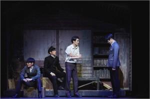 '윤동주, 달을 쏘다.' 중. (사진=서울예술단 제공)