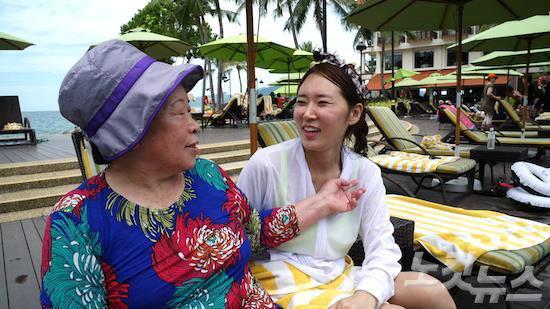 개그우먼 김경아, 외할머니와 여행 떠난 곳은?