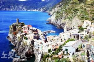 유네스코 자연유산으로 지정된 국립공원 사이에 모여 있는 친퀘테레 마을은 이탈리아에서도 가장 아름다운 풍경을 자랑하는 곳이다. (사진=엔스타일투어 제공)