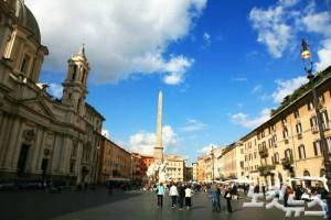 유럽 문화와 역사의 중심지 로마에서 다양한 문화유산을 둘러보자. (사진=엔스타일투어 제공)