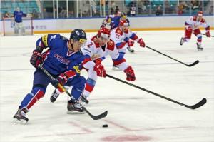 백지선 감독이 이끄는 남자 아이스하키 대표팀은 22일 폴란드와 1차전을 시작으로 2017 국제아이스하키연맹(IIHF) 아이스하키 세계선수권 디비전1 그룹A 대회에 나선다. 대표팀은 이번 대회에서 역대 최고 성적을 노린다.(사진=대한아이스하키협회 제공)
