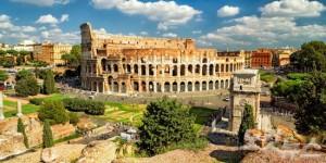 로마의 랜드마크 중 하나인 콜로세움은 실제로 직접 봐야 그 위용을 제대로 느낄 수 있다. (사진=트라팔가 제공)
