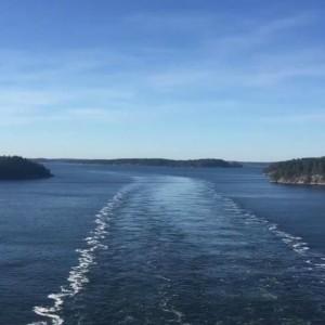 해안의 자연경관과 군데군데 떠있는 섬들은 인상깊은 추억으로 남는다. (사진=UTS, Tallink Silja Line Official Agency 제공)