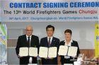 '세계 소방관 올림픽' 내년 9월 충주서 개최(종합)