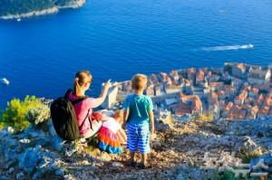 '아드리아 해의 진주' 두브로브니크는 유럽에서도 가장 로맨틱한 도시로 손꼽힌다. (사진=웹투어 제공)