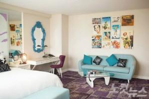 도심에 위치한 호텔 특유의 세련된 인테리어와 깔끔함이 돋보이는 반다 호텔은 다낭의 호텔들 중에서 가성비가 뛰어난 호텔로 손꼽는다. (사진=스테이앤모어 제공)