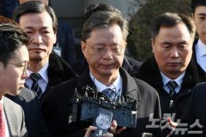 우병우 전 청와대 민정수석 (사진=박종민 기자)