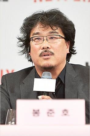 봉준호 감독. (사진=넷플릭스 제공)