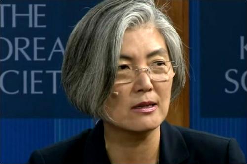 전략가가 없다···강경화 외교장관 후보자의 '착시 효과'