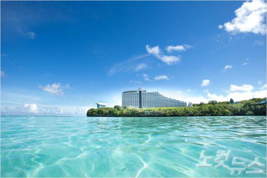 호텔 니코 괌, '토니안의 캐리어를 끄는 남자' 촬영 장소 지원