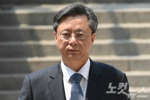 """우병우 """"박근혜 대통령, 국가·국민위해 저에게 지시"""""""