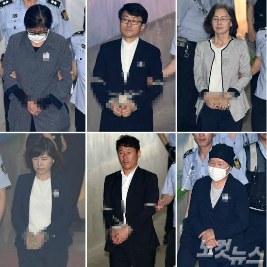 '이화여대 비리' 최순실 징역 3년…정유라도 공범 판단