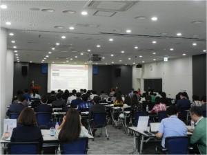 지난 6월 1일 서울에서 개최된 1차 지역별 설명회 모습. (사진=관광공사 제공)