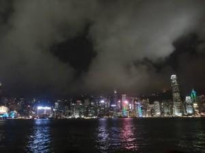 아름다운 야경을 간직한 도시로 손꼽히는 홍콩. (사진=웹투어 제공)
