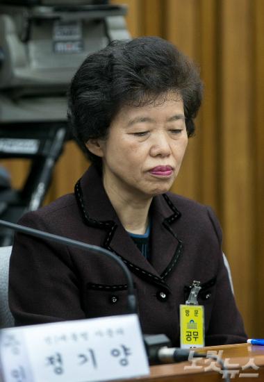 특검, '국회위증' 이임순 교수에 '집유' 구형