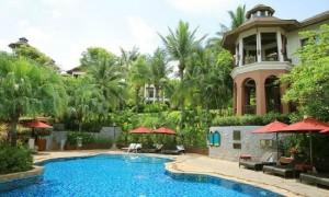 3개의 수영장이 있어 한적하게 여유롭게 수영을 즐길 수 있다(사진=스테이앤모어 제공)