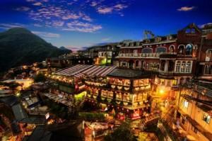 타이완은 거리가 멀지않고 다채로운 문화를 체험할 수 있어 인기있는 여행지이다(사진=투어2000(투어이천) 제공)