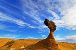 자연의 신비로움을 느낄 수 있는 예류해상국립공원의 여왕바위(사진=투어2000(투어이천) 제공)