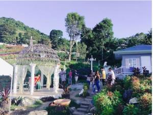아름다운 시라오 정원 (사진=세부다이어리 제공)