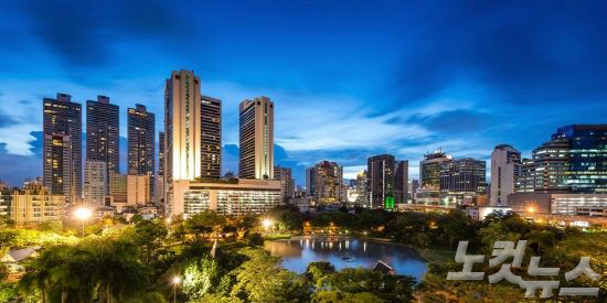 '방콕' 중심에서 누리는 호화스런 휴가