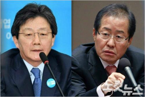 힘받는 보수야권···김장겸 이어 北核 터지자 대공세