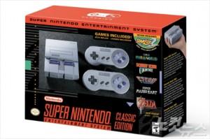 9월 29일 발매되는 닌텐도 슈퍼패미콤 '슈퍼 NES 클래식 에디션'
