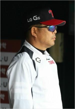 양상문 LG 감독 (사진 제공=LG 트윈스)