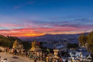 바르셀로나는 스페인의 제2시의 도시로 천재 건축가 가우디 등을 품은 예술의 도시로도 유명하다(사진=투어2000(투어이천) 제공)