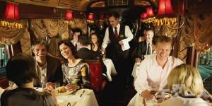 호주 현지인들이 특별한 날 즐기는 트램카 레스토랑에서 멜버른 시내를 감상하며 디너를 즐겨보자(사진=트램카 레스토랑 제공)