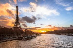 여유로움으로 가득한 파리의 오후. (사진=노랑풍선)