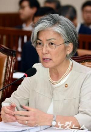 강경화 외교부 장관. (사진=윤창원 기자/자료사진)