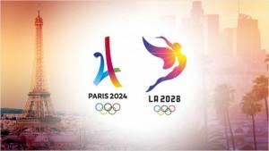 국제올림픽위원회(IOC)는 13일(현지 시각) 페루 리마에서 열린 총회에서 프랑스 파리와 미국 LA를 오는 2024, 2028년 올림픽 개최지로 선정했다.(사진=IOC 홈페이지)